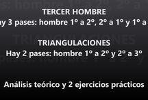 TERCER HOMBRE TRIANGULACIONES