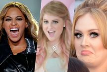Adele Y Beyonce rechazaron All About That Bass de Meghan Trainor