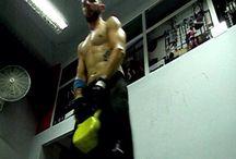 Hard work dedication / Functional exercises based on gymnastics, weightlifting, core training and more Primeflex ideas.