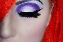 burlesque makeup