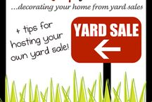 Yard Sales / by Christine Turner