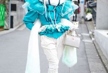 Over the top fashion