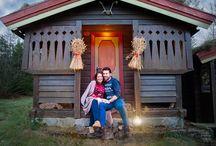 Engagement photos by Rikke Ytteborg