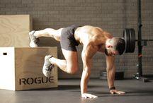 Men's health fitness
