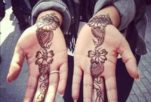 Henna & Mehndi & Tattoos