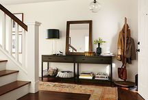 A Grand Entrance: Modern Entryway Decor / Make a bold entrance with functional and modern entryway furniture and accessories. / by Room & Board