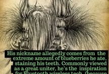 Viking history and curiosa
