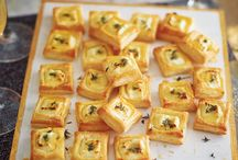 Canapés and Presentation