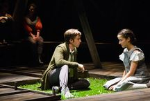 Spring Awakening Research / Imagery research for Spring Awakening, Children's Theatre Company, Summer 2015