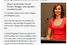 Bloggers  / Here are some of the bloggers that cover family and travel and or are interesting to follow.