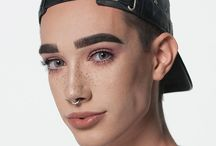 17 Years Old Boy Becomes Covergirl's / 17 year old New York-based makeup artist James Charles is a new sensation on Instagram with over 500k followers there and another 75k subscribers on YouTube. And the first male face of Covergirl brand.