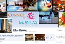 You can find us.... / Where to find the official Hilton Glasgow!