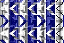 8-shaft weaving