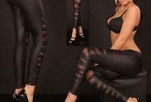 dame bukser