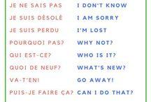 französisch-englisch-deutsch