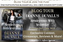 Rendezvous With Yesterday Blog Tour