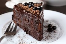Kakaový dort fit