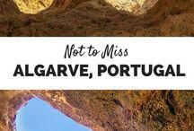 cesty portugalsko