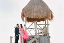 a marriage of cultures / How one couple blended their different backgrounds in Mexico