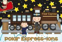 Polar express / by Amanda Auclair