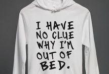 Clothes I need