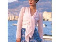 Deramores Dream Summer Wardrobe / Summer inspiration for knitting and crochet