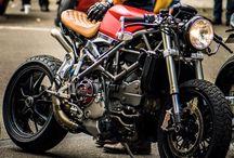 Moto - Ducati custom