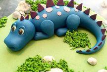 Ernie's birthday cake