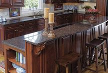 dream kitchen / by Patti Bickel