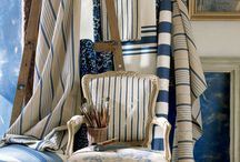 Nautical & nice... / British summer...nautical inspiration...bring the seaside charm into your own home!