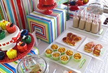 First Birthday Party / by Anya Penly