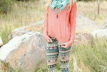 podzimni oblečení