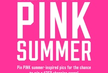 Dreaming of a PINK summer!
