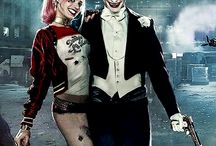 Harley quinn a joker