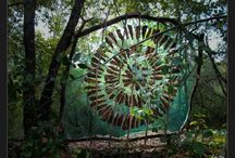 Hand & Wild Crafted : Environmental Art