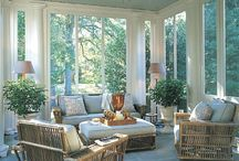 Sunroom decorating