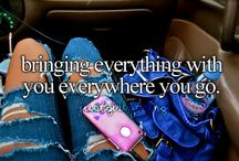 just girly things (: