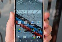 HTC TELEFONUNUZ DÜŞTÜ VE CAMI MI ÇATLADI ?