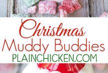 Christmas Dessert Recipes / Christmas treats, cookies, cakes and pie recipes