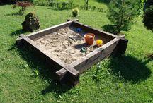 Sandpit Ideas