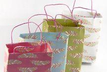 Faire sac en papier / Sacs en papier