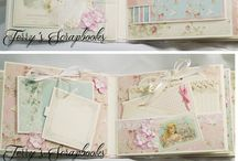 albumy scrapbooking inspiracje