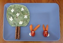 Kid lunches / by Laura Thomasma