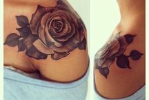 Tattoos / by Arielle Frost