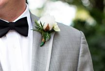 Boutonnieres / Here are some boutonnieres created by Grace Lakes Florist Inc. in Naples, FL.