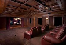 Home theater ideas / by Shawn Morton