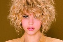 Красивые лица, красивые волосы. / by Natalya Pyatina