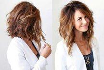 cortes de cabello y peinados