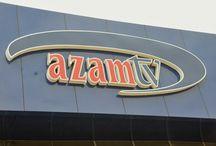 AZAM TV PHOTOS