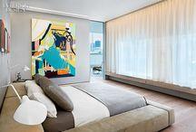 Bedroom ideas / by Jane Yatsuta